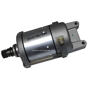 Genuine TGB Target 525 Starter Motor TGB Spare Parts TGB Parts