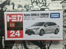 TOMICA #24 TOYOTA COROLLA TOURING [LIMITED COLOR] 1/63 SCALE NEW IN BOX