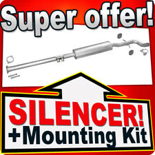 Middle Silencer VOLVO S80 2.4 D/D5 TD 2.4 SALOON 1998-2006 Exhaust Box XXM