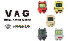 Medicom VAG Vinyl Gacha Series 11 Picopico Baketan Bake Boy 5 Gashapon Figure JP