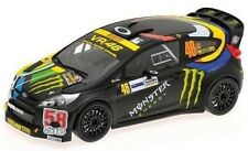 MINICHAMPS FORD FIESTA RS WRC ROSSI/CASSINA MONZA RALLY SHOW 2011