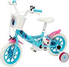 Disney mondo 25281 - bicicletta Frozen 3/5 anni Blu-bianco Giocattolo