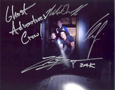 GHOST ADVENTURES CAST SIGNED PHOTO 8X10 RP AUTOGRAPHED ALL MEMBERS