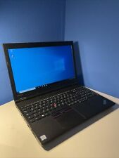 Lenovo Thinkpad L560 15,6 Zoll Laptop i5-6200U/8GB/256GB SSD B575