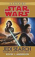 Jedi Search Vol. 1 Paperback Kevin J. Anderson