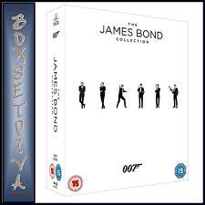 JAMES BOND - 23 FILM COLLECTION **BRAND NEW BLU-RAY BOXSET **