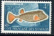 STAMP / TIMBRE DE COTE DES SOMALIS  N° 295 ** FAUNE / POISSON
