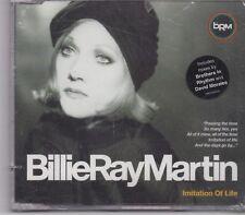 Billie Ray Martin-Imitation Of Life cd maxi single sealed