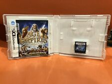 NINTENDO DS AGE OF EMPIRES MYTHOLOGIES GAME EXCELLENT CONDITION FREEPOST