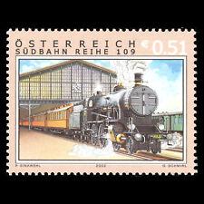 Austria 2002 - Locomotive Train - Sc 1904 MNH