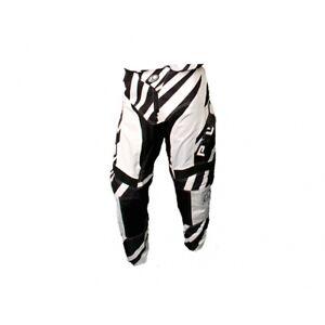 PULSE MOTOCROSS MX BMX MTB PANTS - DIMENSION BLACK + FREE SOCKS WORTH £9.99