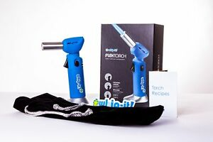 Whip-It Flex Blue Torch, by Whip-it!