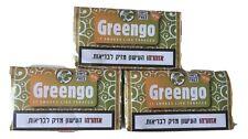 3 PACKS GREENGO HERBAL SMOKING REPLACEMENT MIXTURE TOBACCO & NICOTINE FREE