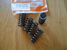 Suzuki, GS125 DR125 GN125 GZ125 GP125. Clutch spring x 5