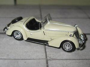 Ricko 38449 - Wanderer W25K Roadster - offen - beige