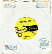 "TRAFFIC - HOLE IN MY SHOE - 7"" 45 VINYL RECORD - 1967"