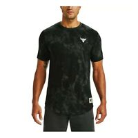 Under Armour Men's Project Rock All Over Print Short Sleeve T-shirt 1357187-310