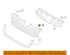 SUBARU OEM 14-16 Forester Front Bumper-Lower Grille Stopper 57275SG000