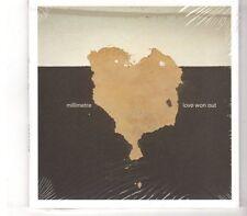 (GP575) Millimetre, Love Won Out - 2005 Sealed CD