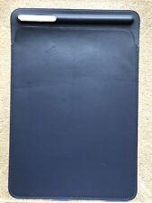 Apple Leather Sleeve for Ipad Pro 10.5/ 10.5-inch iPad Air (2019)- Midnight Blue