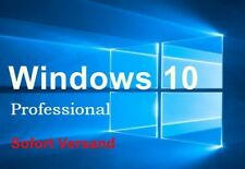 Microsoft Windows 10 Pro versione completa 32/64 bit product-Key WIN 10 Pro licenza
