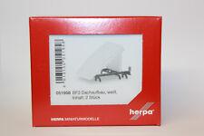 Herpa 051958 Accesorio BF3 techo montado blanco contenido: 2 piezas 1:87 H0