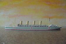 Hospital Ship AQUITANIA by CM 1:1250 Waterline Model