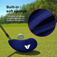 10Pcs Durable Neoprene Golf Iron Club Cue Head Cover Protection Headcover New