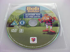Bob The Builder DVD R2 PAL Scarecrow Dizzy And Other Stories Childrens DISC ONLY