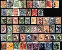 55 FINLAND Postage SUOMI Stamps Collection USED