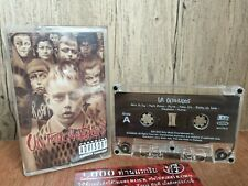 Korn Untouchables (Immortal/Epic 2002) Audio Cassette Tape