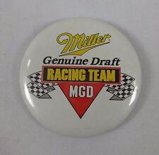 Miller Genuine Draft Racing Team MGD Button IndyCar Indy 500 Nascar