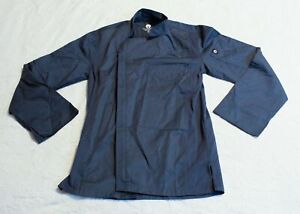 Chef Works Men's Hartford Chef Cat AW7 Blue Size XS