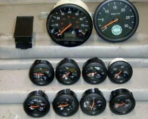 1001309, Spartan Motors Gauge Set. ***FREE SHIPPING***