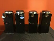 """New listing Tmc Micro-g 651565002 (Lot of 4) 6.5""""x6.5""""x15.5& #034; Gimbal Piston Isolation Support"""
