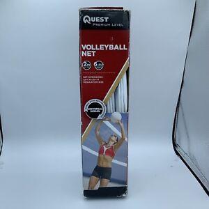 32ftx3ft  Volleyball Net Official Size Beach Indoor Outdoor Badminton
