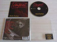 CD ALBUM TEMPEST BOB DYLAN 10 TITRES 2012