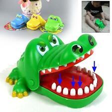 Amusing Chidlren Crocodile Mouth Dentist Bite Finger Game Funny Toy Trend Hot AD
