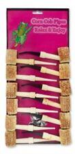 Maiskolben-Pfeife geschnitzt - Länge 150mm
