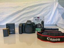 Canon EOS 5D Mark II 21.1 MP Digital SLR Camera - with accessories