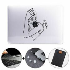 Laptop Case For Macbook Air Pro Touch Bar Cover Bag Sleeve Notebook Human Paint