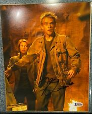 "Nick Stahl ""John Connor"" Terminator 3 Signed 8x10 Photo Beckett COA"