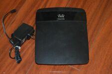 LINKSYS E1500 V1 Wireless N 300Mbps Router W/ Mega DD-WRT