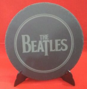 The Beatles with The Beatles Board Slate / Pizarra Aprox measure 25cm Y