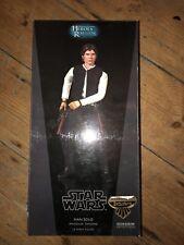 Sideshow héroes de la rebelión han solo exclusivo contrabandista: Tatooine afssc 275