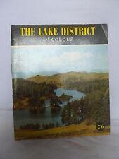 im lake district in colour by a n gerichtlich cotman-color book serie
