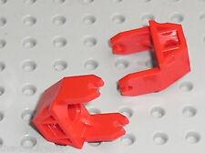 Attache Aimant LEGO red Magnet Holder ref 2607 /Set 6956 6989 6862 9736 6979...