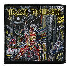 Iron Maiden - Somewhere In Time [Patch/Aufnäher, Gewebt] [SP2527]