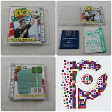 Kick Off 2 Final Whistle A Anco Game for the Commodore Amiga tested & working