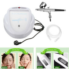 Oxygen Facial Skin Care Water Spray Jet Peel Therapy Rejuvenation SPA Machine UK